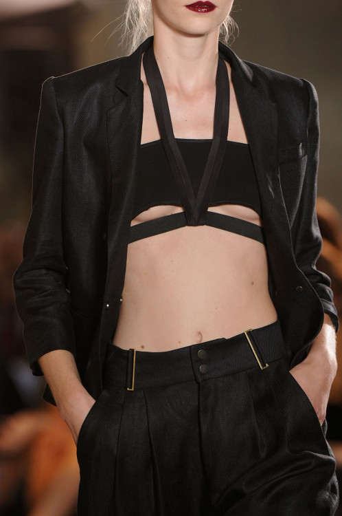 highqualityfashion:   Anthony Vaccarello SS 12