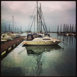 Izola is nice. #izola #slovenia #adriatic #istria #sailboat #boat #igers  (at Izola)