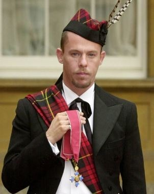 Lee Alexander McQueen born March 17,1969