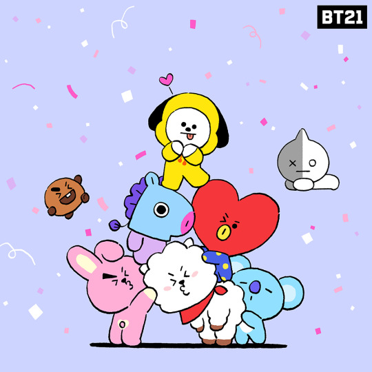 If there were one word to replace 'cuteness' in the dictionary… It would be #CHIMMY 💖 #Cuteness #Overload #CHIMMY #BT21