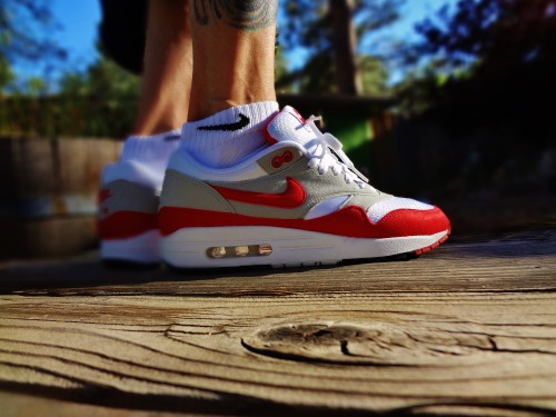 sweetsoles:  Nike Air Max 1 'HOA' (by lars_hamilton)