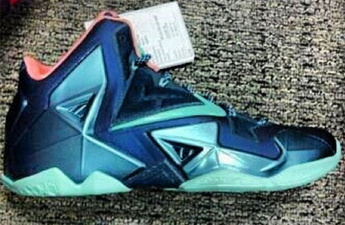 Nike LeBron XI a look at the next LeBron signature lined up for October.  some new armorposite uppers with plenty of geometric shapes.  click here for more pics, and stay tuned for more info