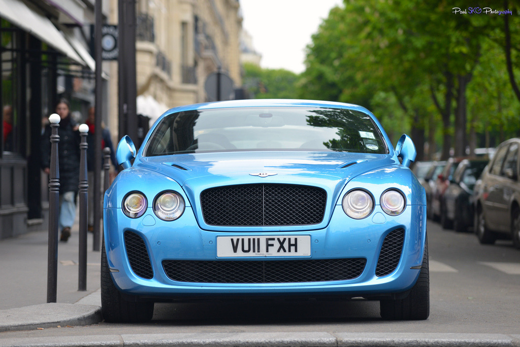 Bentley Continental Supersports (by Paul SKG)