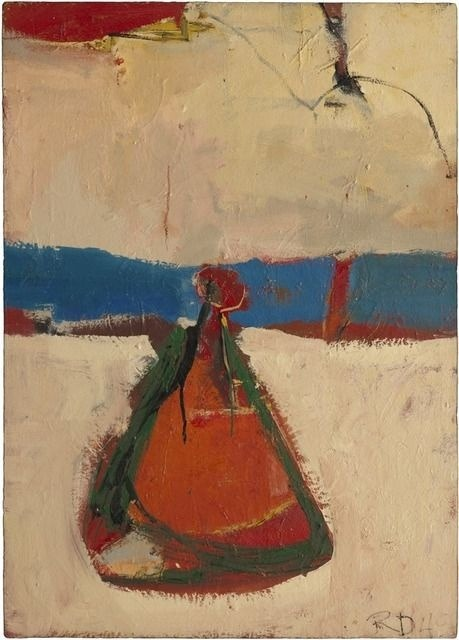 killthecurator:  Richard Diebenkorn