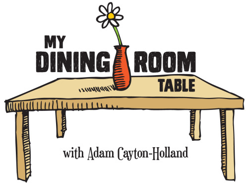 "jonahray:  I'm a guest on Adam @CaytonHolland's podcast ""My Dining Room Table"" I recorded this while in Denver doing the INCREDIBLE show Adam, Ben Roy, and Andrew Orvadahl put together called THE GRAWLIX.  Adam is a great comic showing that you don't have to move to LA or New York to be successful in comedy. He's appeared on Conan and is a working comedian who (along with Ben and Andrew) have sold a show to AMAZON. It's all really inspiring.  I know I've been on 5 podcasts this week, but just subscribe to this one and listen to them later. thanks…  Here's a thing Taylor is producing, in case you sillies didn't know. Sillies."