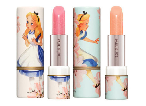 Obsessed with these super cute Paul & Joe lippies for Spring!