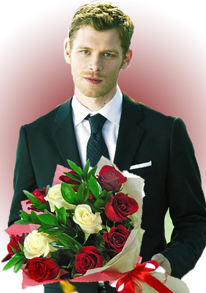 A romantic date with Klaus *-*