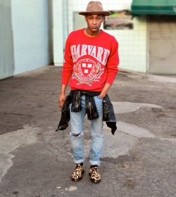 blackfashion:  Darion Famous  Los Angeles  Visualizefame.tumblr.com Instagram - Darionfamous