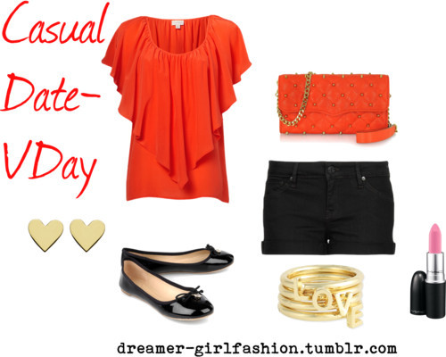 Casual Valentine's outfit by nardeenelsokkary featuring cross-body bags