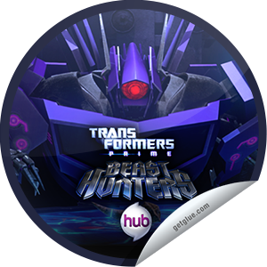 I just unlocked the Transformers Prime: Project Predacon sticker on GetGlue                      1971 others have also unlocked the Transformers Prime: Project Predacon sticker on GetGlue.com                  As the Autobots adjust to new group dynamics within their expanded lineup, the Decepticons launch a new scheme to clone an army of beasts. Share this one proudly. It's from our friends at The Hub.