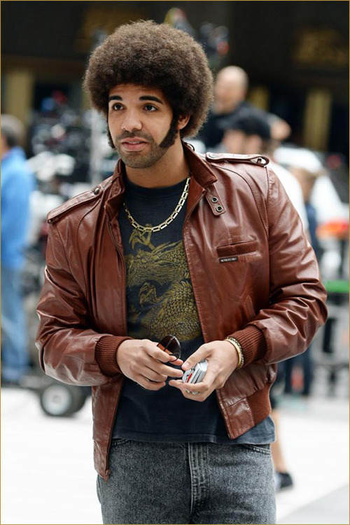 nevrfail:  Drake Joins The Cast Of Anchorman 2