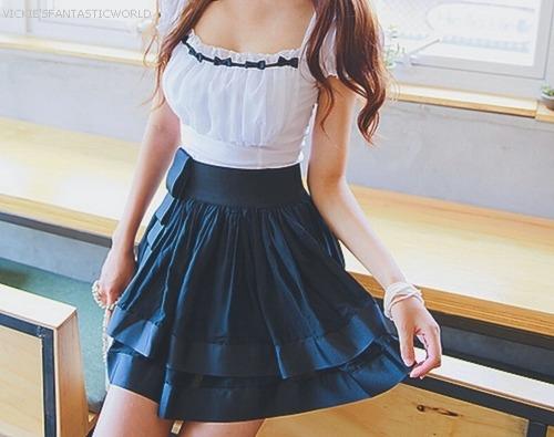 cute dress cute korean outfit