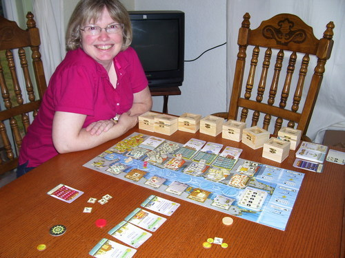Le Havre Board Game. [via]
