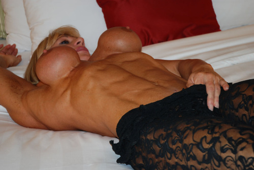 musculargirlsinmotion:  @musculargirls  Omg shes getting more buff by the day and im becoming softer, I dont understand I take my vitamins she gives me ever day, I work out daily, shes gets rock hard and I seem to be getting plumper, my hips and ass seem to be growing, my chest while getting larger is soft, so soft when im working out she has me wearing a compression top under my shirt to hold me in place, she says im just jiggling to much. She tells me not to worry, she ordered me some new clothes to work out in, a compression suit she calls it,