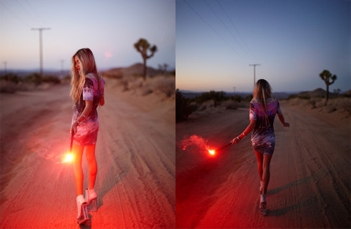 INTO THE NIGHT (by Pia Mia Perez)