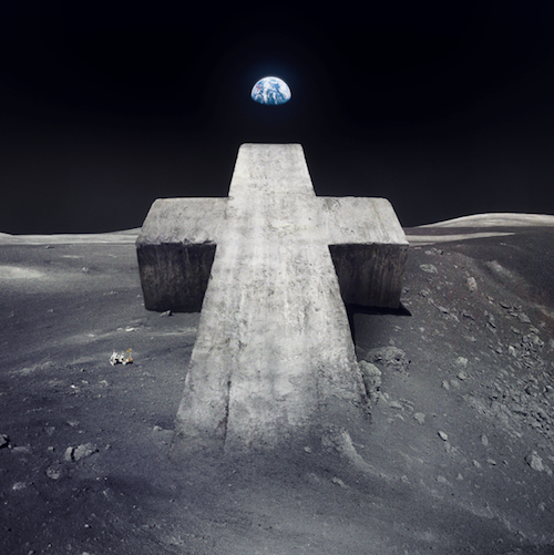 Justice - New lands Cover design by Surface to Air Studio2013