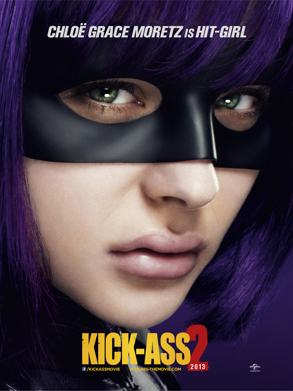 Hit Girl. Kick Ass 2