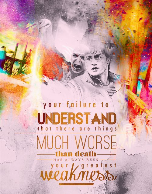 youraveragepotterhead:  Why does Dumbledore always have the best lines?