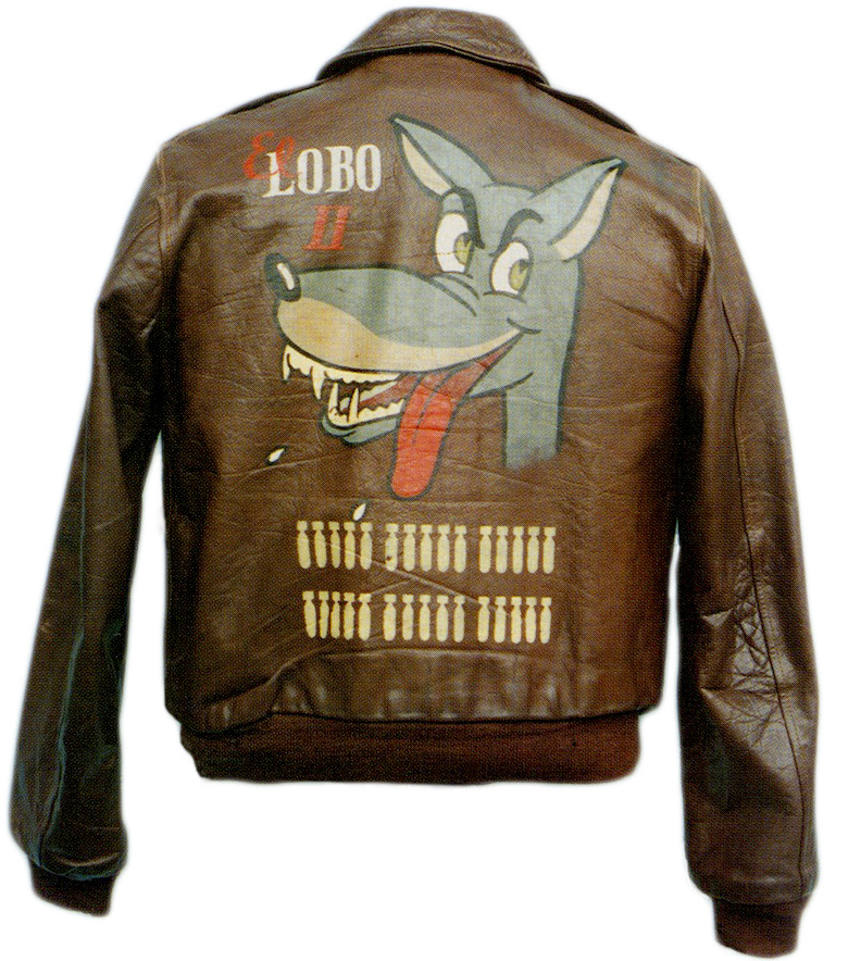 Bomber Jacket Art in WWII