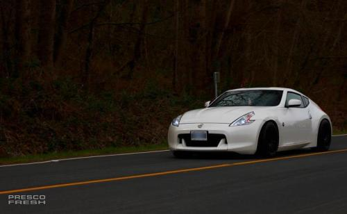 prescofresh:  370z zipping through More here: https://www.facebook.com/prescofresh Like and share!