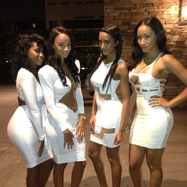 chicagorillaratedr:  draya is killin that dress