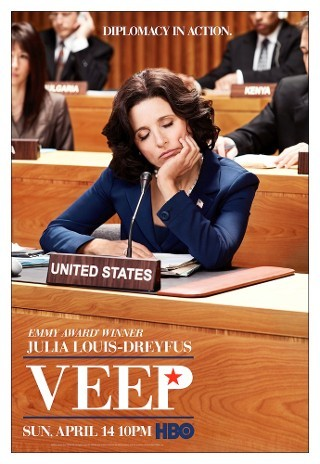 I am watching Veep                                                  16 others are also watching                       Veep on GetGlue.com