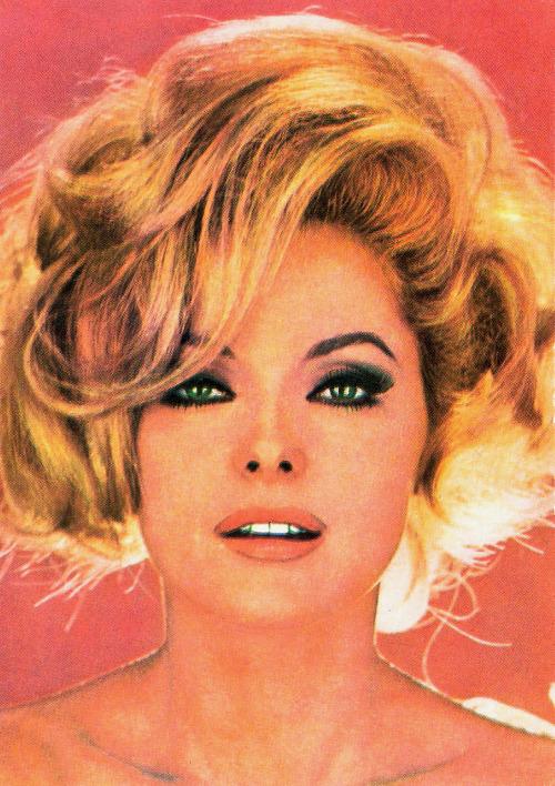 Virna Lisi (by Truus, Bob & Jan too!)