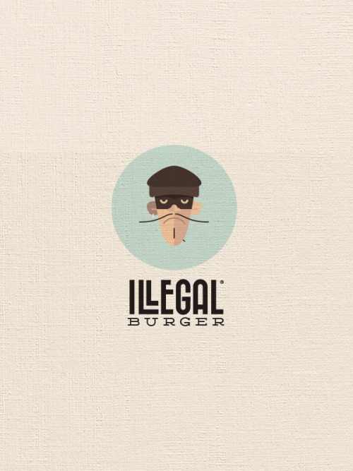 artpixie:  Illegal Burger