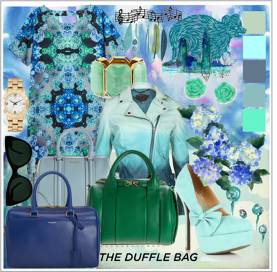 The Duffle Bag by birdseye featuring rose stud earringsMonki$60 - monki.comMuuBaa genuine leather jacket$600 - vanmildert.comHigh heel pumpswindsorstore.comYves Saint Laurent duffle bag luggagebarneys.comGivenchy duffle bag luggagebarneys.comAlexander Wang duffle bag luggagebarneys.comMarc by Marc Jacobs diamante jewelry$285 - asos.comRose stud earringsbaublebar.comCharlotte Russe bangle jewelrycharlotterusse.comNorma Kamali plastic sunglassesshoplesnouvelles.comby Don Carney 20x20020x200.comDoodles from my Sketch Book - NYC in Transit printetsy.comAhmet ÖZcan Roversinprnt.comSquirrell Sticks and Stonesinprnt.com