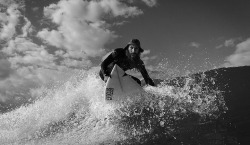 Meet Meir, an ultra-orthodox Jewish man and a dedicated surfer