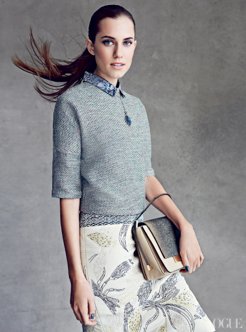 allison williams | by patrick demarchelier