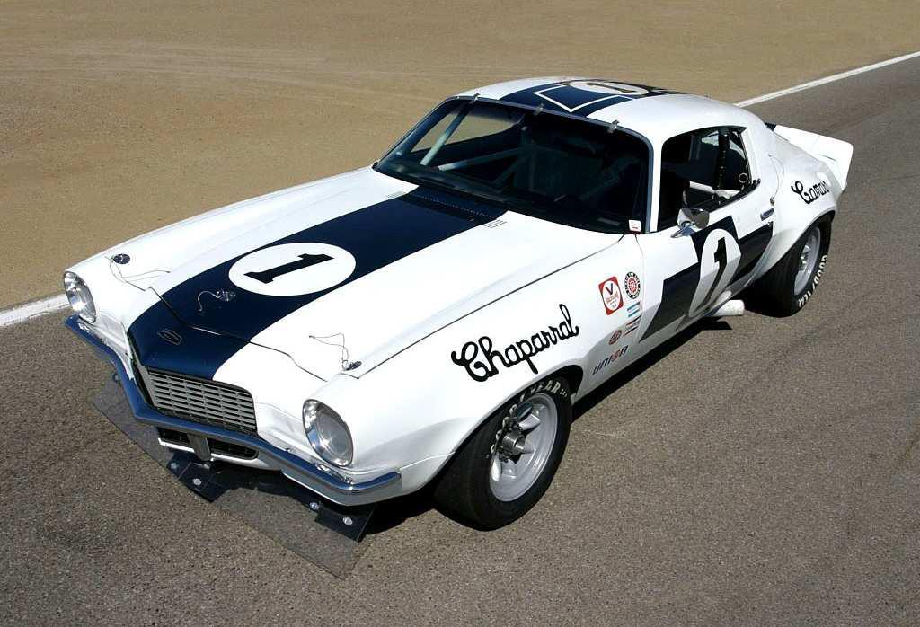 T/A… Jim Hall's Chaparral Camaro