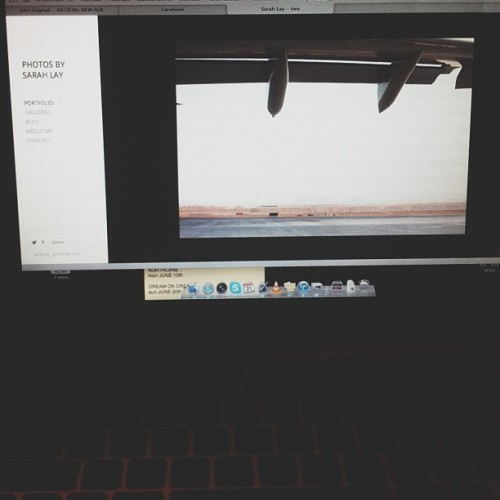 New folio in the works!! Bout time ☺ #vscocam