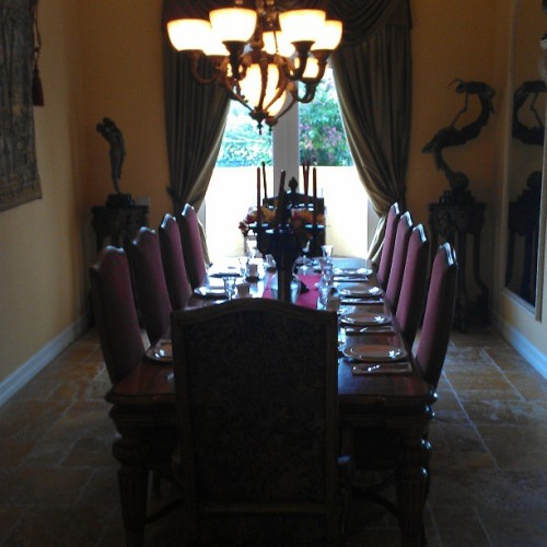 Now this is a dining room fit for a King Contact me for more information on any real estate opportunities in Coral Springs, Florida #ColdwellBanker #RealEstate #LuxuryRealEstate #CoralSprings