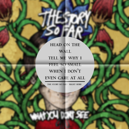 asrealityunfoldss:  The Story So Far // Right Here