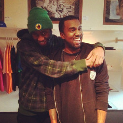 My two favourite rappers.