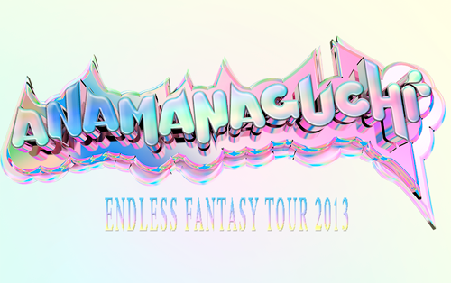 Chiptune band Anamanaguchi set out on the 'Endless Fantasy tour' April 6th, 2013. 4/6 Mexico City, MX @ La Capilla (tickets) 4/26 Amsterdam, NL @ EINDBAAS MELKWEG (tickets)  Thu 5/16 Hamden, CT @ The Space (tickets) Fri 5/17 New York, NY @ Irving Plaza (tickets) Sat 5/18 Boston, MA @ Sinclair (tickets) Sun 5/19 Philadelphia, PA @ North Star Bar (tickets) Tue 5/21 Montreal, QC @ Il Motore Wed 5/22 Ottawa, ON @ Maverick's Thu 5/23 Toronto, ON @ Hoxton Fri 5/24 Detroit, MI @ Shelter (tickets) Sat 5/25 Chicago, IL @ Lincoln Hall Sun 5/26 Minneapolis, MN @ Triple Rock (tickets) Tue 5/28 Iowa City, IA @ Blue Moose (tickets) Wed 5/29 St Louis, MO @ The Demo (tickets) Thu 5/30 Lawrence, KS @ Jackpot Fri 5/31 Denver, CO @ Marquis Theater (tickets) Sat 6/1 Salt Lake City, UT @ The Shred Shed Tue 6/4 Vancouver, BC @ Biltmore (tickets) Thu 6/6 Seattle, WA @ Chop Suey Fri 6/7 Portland, OR @ Backspace Sat 6/8 San Francisco, CA @ Brick + Mortar Music Hall Sun 6/9 San Francisco, CA @ Rickshaw Stop (tickets) Tue 6/11 Los Angeles, CA @ Echoplex (Check Yo Ponytail) (tickets) if your city isn't on here don't worry! we'll be touring all summer, way more to come :)  we see u <3, ( /◕‿◕)b  - pete//(>‿◠)\  - aryv(^_~)-☆  - lukeᕙ(⇀‸↼‶)ᕗ - james ==—~*~* <3 <3 <3 ~*~*—==-ARMANIPRADAGUCCI-