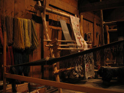 Vikings hand loom by dominikf on Flickr.  ** Read TrishCausey's Blog! — now with more awesomeness! **