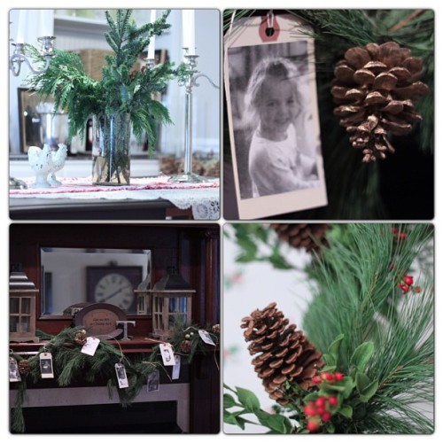 Holiday decor inspiration from one of the best…. My momma, Judy Thomas! She's always my inspiration. #holidaydecor #merrychristmas