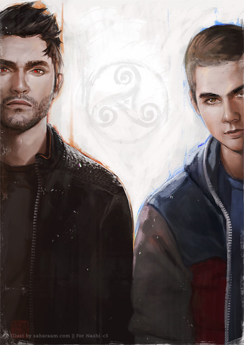 Teen WolfZ by =saharaam