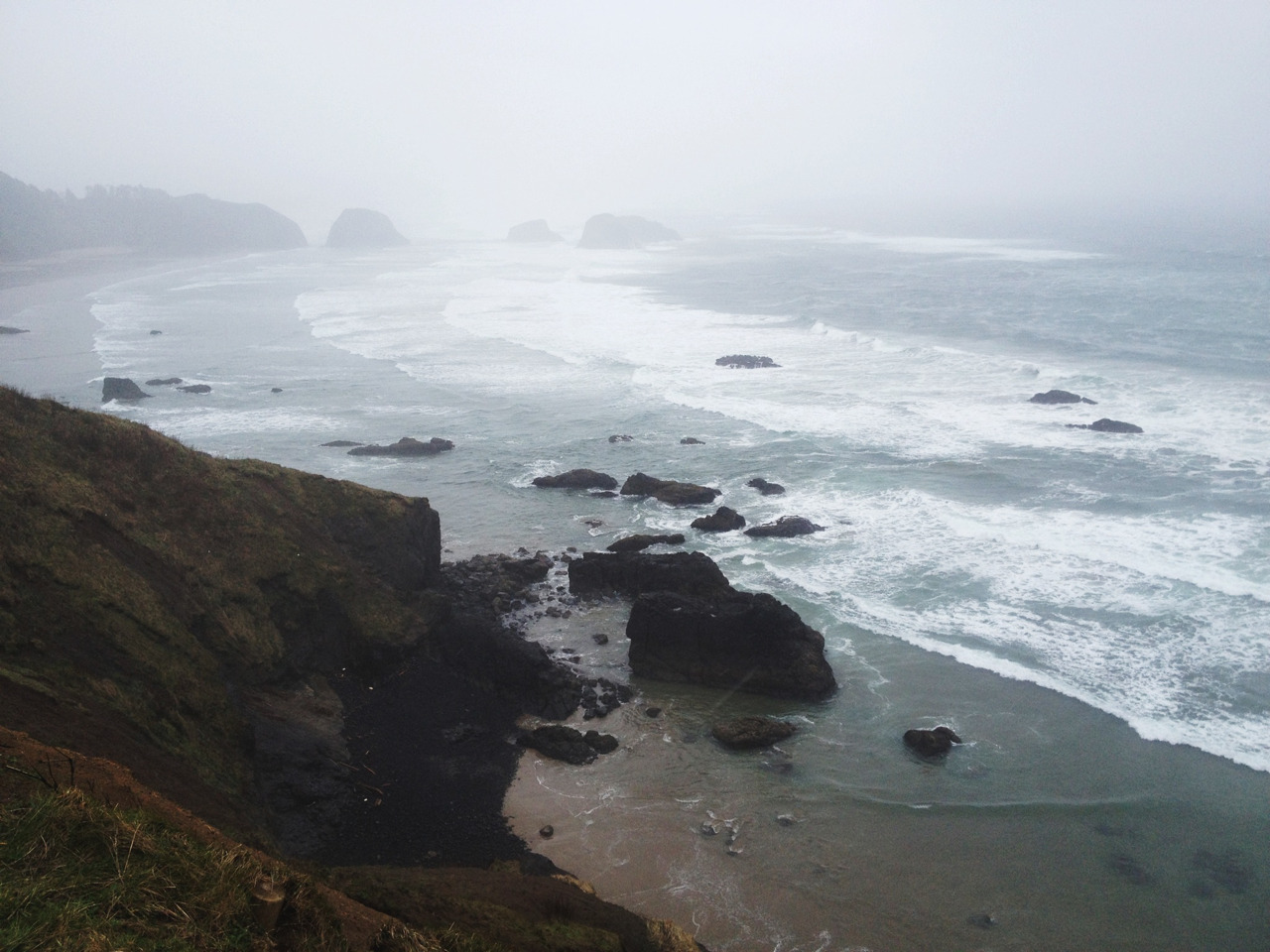 jordanvoth:  Cannon Beach