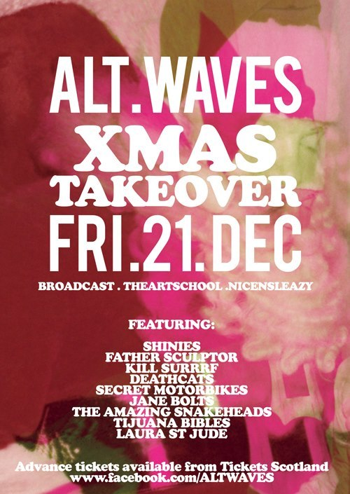 ALT.WAVES WINTER TAKEOVER