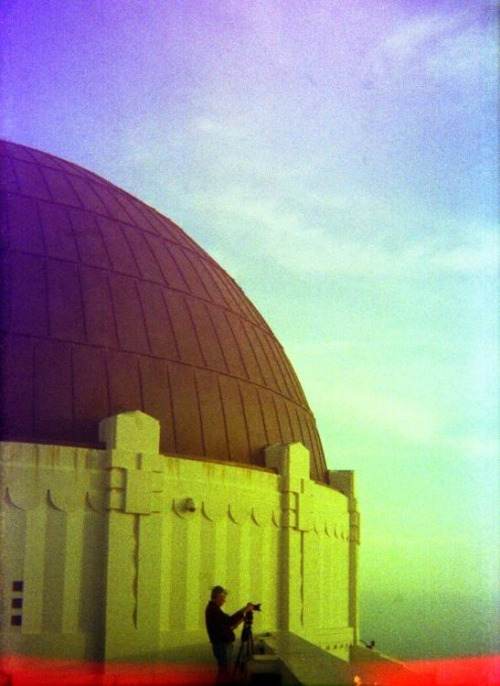 Griffith Observatory Kodak 800 (expired)