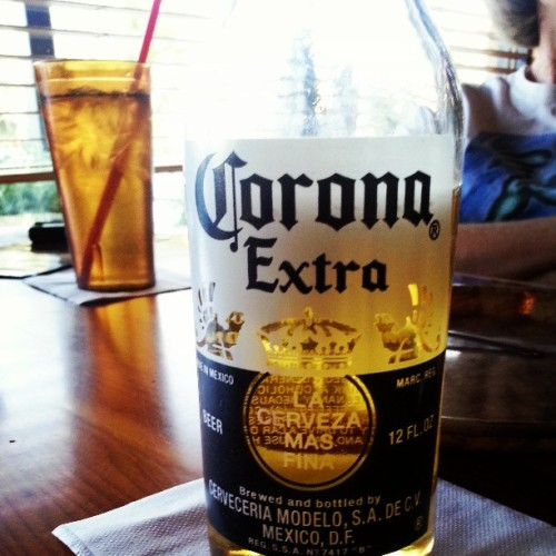 Perfect way to start the weekend, haven't had a #corona in forever #alcohol #21 #asu #igdaily #instagood
