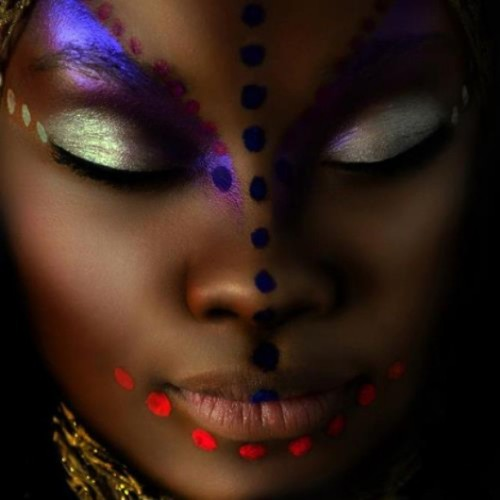 African pride #smudgedbyrbell Hair/Makeup/Photography by me <3 #smudgedprntz