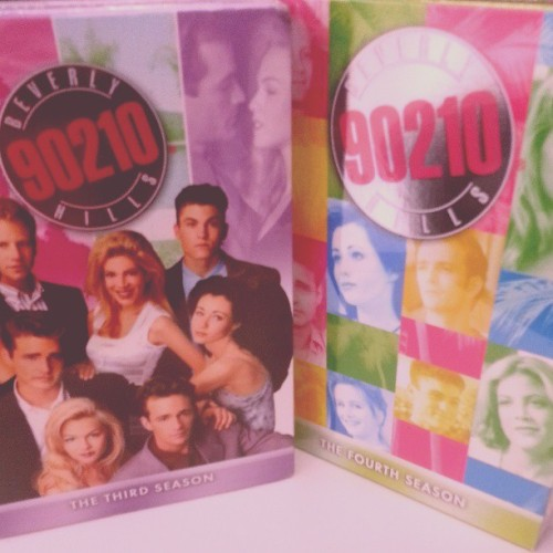 My journey continues this week. #90210 #tv