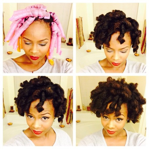 natural hair naturalhair curl formers curlformers natural hair styles