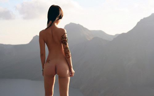 what a view! #ohmy #hotinkedgirls