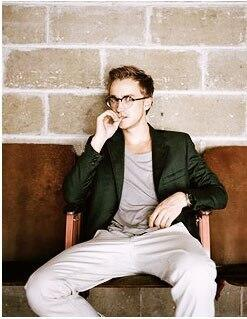 Tom Felton for Corduroy Magazine