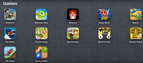 (Toy Story - Smash It!), and (Monsters Inc - Monster Run), are my two new Favorite games on my iPad and iPhone!! Very fun, highly recommended.